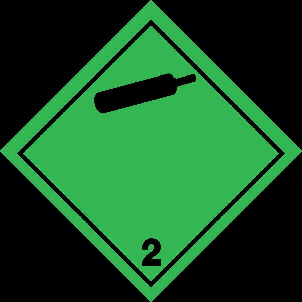 Классы опасности. Подкласс 2.2 | Справочник логиста | TRANS.RU