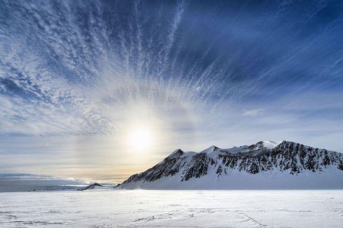 Антарктида в период Мезозоя