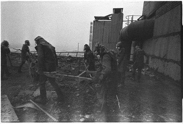 Чернобыль – история ликвидации. Изображение № 14.