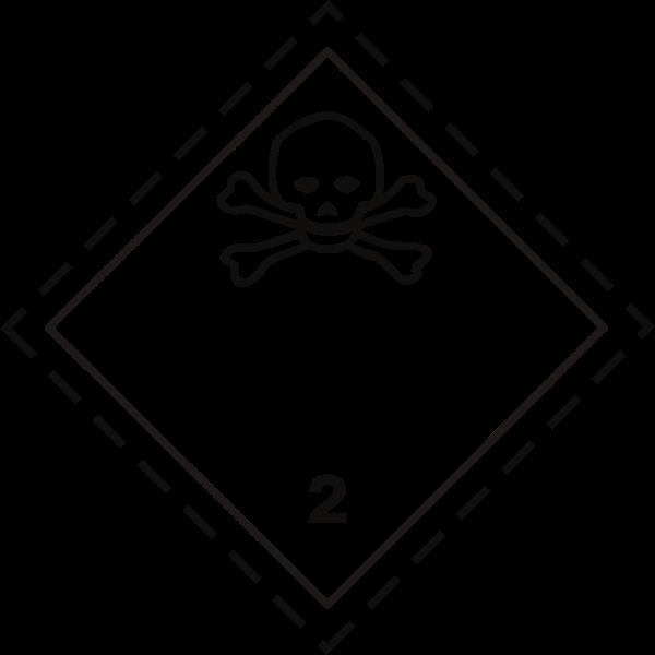 Классы опасности. Подкласс 2.3 | Справочник логиста | TRANS.RU