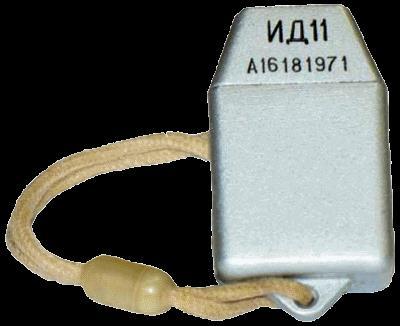 Измеритель дозы излучения ИД-11