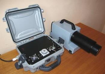 Проводим радиационный контроль оборудования