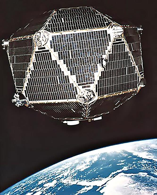 Американский спутник-шпион Vela 6911 зарегистрировал серию ярких вспышек в районе острова Буве.