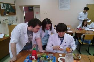 Студенты медицинского факультета
