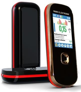 """Дозиметр """"SMG-2"""" — это не просто полезный и функциональный прибор, но и стильный девайс, привлекающий внимание"""