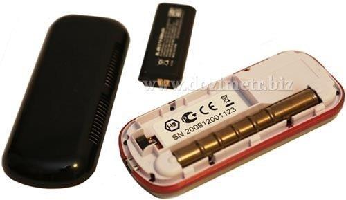 Аккумуляторный отсек дозиметра SMG-2 и аккумулятор