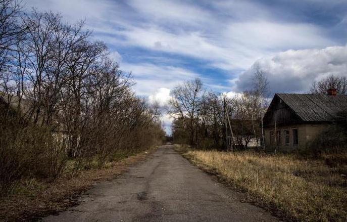 Опустевший поселок. Автор24 — интернет-биржа студенческих работ