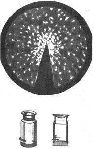 Рис. 60. Спинтарископ Крукса