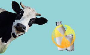 Молоко для выведения радиации из организма