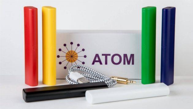 Дозиметр Atom Tag