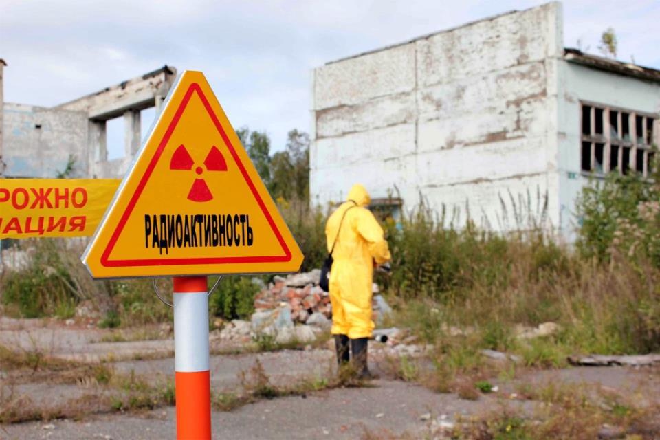 Основные источники радиоактивного загрязнения