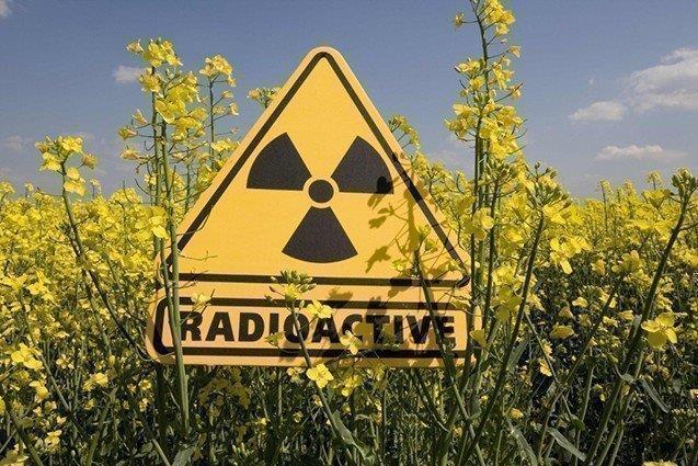 Самое страшное, что радиацию никак нельзя увидеть, учуять или потрогать