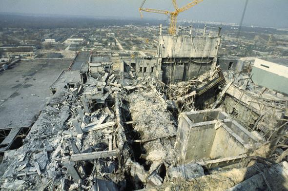 Чернобыль – история ликвидации. Изображение № 4.