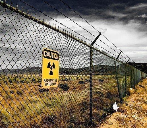 На Земле полно мест, где радиационный фон превышает норму в десятки, сотни и даже тысячи раз