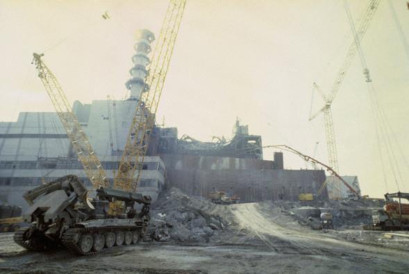 Чернобыль – история ликвидации. Изображение № 25.