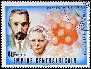 Пьер и Мари Кюри