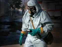 Радиоактивное заражение в Краматорске