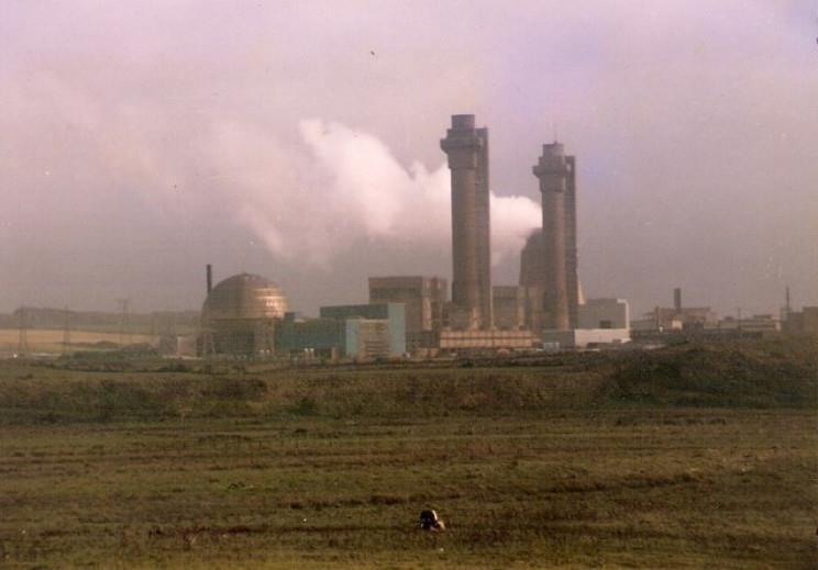 Windscale reactors